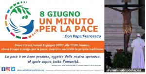 One Minute for Peace 2020